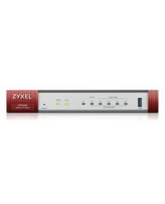 ZYXEL ATP 10/100/1000, 1*WAN, 4*LAN/DMZ PORTS, 1*SFP, 2*USB WITH 1 YR BUNDLE