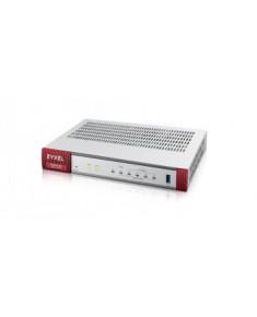 ZYXEL USG FLEX FIREWALL 10/100/1000,1*WAN, 1*SFP, 4*LAN/DMZ PORTS, 1*USB WITH 1 YR UTM BUNDLE