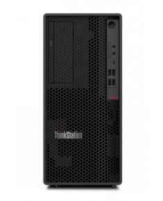 LENOVO THINKSTATION P340/ I7-10700/ 16 GB/ 512 GB SSD/ SLIM DVD/ W10P/ USB KB&MOUSE/ 3YR ON-SITE/ EN