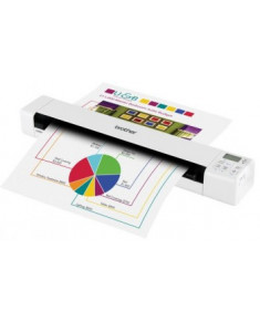 BROTHER DS-820W MOBILE SCANNER WIFI USB