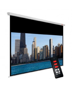 Avtek Cinema Electric 300P (projection area 290x163cm; 16:9; Matt-White; black borders)