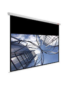 Avtek Cinema 200 (projection area 190x107cm; 16:9; Matt-White; black borders)