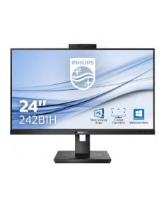"23,8"" IPS, 1920x1080 @ 75 Hz, 250  cd/m², 1000:1, 4ms, webcam, Adaptive-Sync, PowerSensor, LightSensor, LowBlue, TUV certified, USB fast charge, DP, HDMI, HAS"