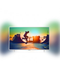 """Philips Android™ Ambilight LED TV 32"""" 32PFS6402/12 FHD 1920x1080p 300cd PPI-500Hz 4xHDMI 3xUSB LAN WiFi DVB T/C/T2/T2-HD/S/S2, 16W"""