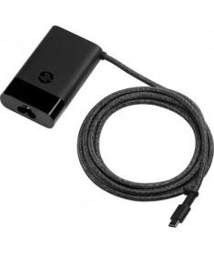 HP 65W USB-C Slim AC Power Adapter Notebook Charger / fits ProBook 430 440 450 G6 G7 G8, EliteBook 830 840 850 G6 G7 G8, 1030 1040 G6 G8, Dragonfly