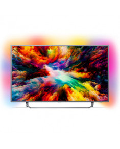 """Philips Android™ Ambilight LED TV 43"""" 43PUS7303/12 UHD 3840x2160p PPI-1600Hz HDR+ 4xHDMI 2xUSB LAN WiFi DVB-T/T2/T2-HD/C/S/S2, 20W"""
