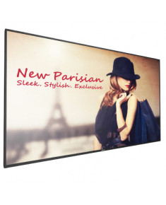 """55BDL4051T - 10 touch IR - 55"""" - FHD interactive signage - 24/7 - - 12 ms - 1100:1 - 450cdm"""
