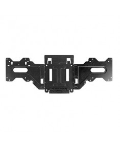 Behind the Monitor Mount for selected P-Series Monitors, Customer Kit