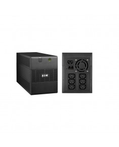 Eaton 5E 1100VA/660W line-interactive, 6 IEC C13 (10A) outputs, USB