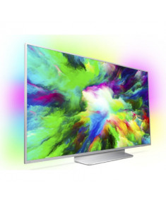 """Philips Android™ Ambilight LED TV 65"""" 65PUS7803/12 UHD 3840x2160p PPI-1700Hz HDR+ 4xHDMI 2xUSB LAN WiFi DVB-T/T2/T2-HD/C/S/S2, 20W"""