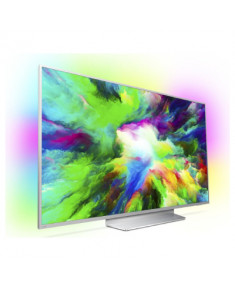 """Philips Android™ Ambilight LED TV 75"""" 75PUS7803/12 UHD 3840x2160p PPI-1700Hz HDR+ 4xHDMI 2xUSB LAN WiFi DVB-T/T2/T2-HD/C/S/S2, 30W"""