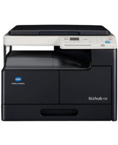 bizhub 185, A3 MFP, 18ppm, OC, 250 sheet cassette
