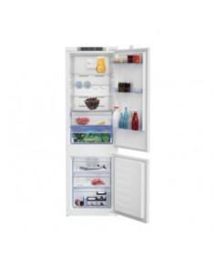 BEKO Refrigerator BCNA275E4SN Built In, 178cm, Energy class E (old A++), Inverter Compressor, HarvestFresh, Neo Frost