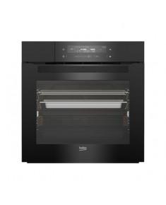BEKO Oven BID14500BDS 60 cm, 17 functions, Combi Steam, Steam Shine+, Black color