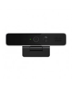 Cisco Webex Desk Camera in carbon black for worldwide (includes USB C-to-A and USB C-to-C cables)