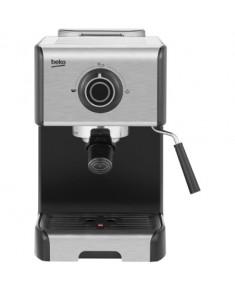 BEKO manual coffe machine CEP5152B, 1,2 L, temperature maintenance, Inox color