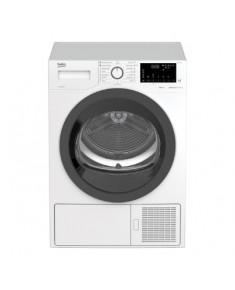 BEKO Dryer DF7439SX A++, 7kg, Depth 46 cm, Heat Pump, Digital Display