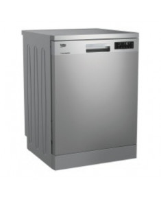 BEKO Dishwasher DFN26422X, A++, 60 cm, Freestanding, Inverter motor, Aquaintense, Inox