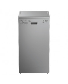 BEKO Dishwasher DFS05013S, A+, 45 cm, free standing