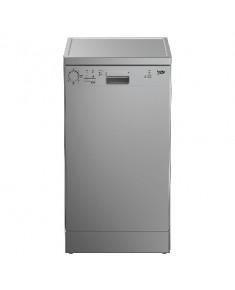 BEKO Dishwasher DFS05013S, A+, 45 cm, free standing