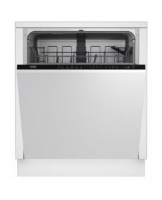 BEKO Built-In Dishwasher DIN26421 A++, 60 cm, Traywash, 6 programs, Inverter motor, Led Spot