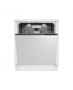 BEKO Dishwasher DIN28421 A++, 60 cm, Adjustable third basket, AquaIntense, 8 programs, Inverter motor, Led spot