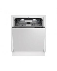 BEKO Built-In Dishwasher DIN28421 A++, 60 cm, Adjustable third basket, AquaIntense, 8 programs, Inverter motor, Led spo