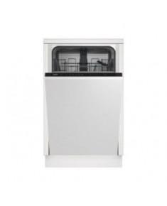 BEKO Built-In Dishwasher DIS35023, Energy class E (old A++), 45 cm, 5 programs