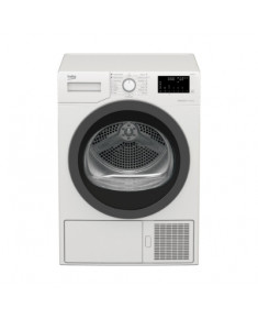 BEKO Dryer DS8439TX, A++, 8kg, 59cm, Heat-Pump, Aquawave