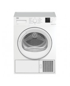 BEKO Dryer DS8452TA A++, 8kg, Depth 57 cm, Heat Pump, Aquawave