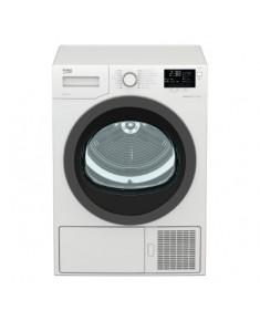 BEKO Dryer DS9430SX, A++, 9kg, Depth 65.4cm, Heat-Pump, FlexySense, Hygiene+, SteamTherapy