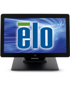 """1502L 15.6"""" Desktop, mini-VGA/HDMI, Projected Capacitive, Multi-touch, USB touch controller, Zero-bezel, anti-glare, Black"""