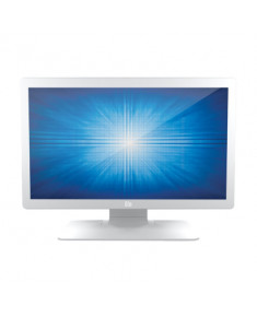 """'2203L 22"""" Medical Grade LCD Desktop, Full HD, Projected Capacitive 10-touch, USB Controller, Clear, Zero-bezel, VGA and HDMI video interface, White"""