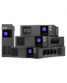 650VA/400W UPS, line-interactive, DIN 3+1
