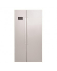 BEKO Side-by-side Refrigirator GN163120X A+, 182cm x 91cm x 72cm, Full No Frost, LED screen, Inox color