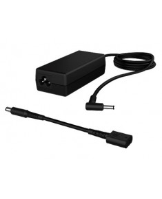 HP 65W Smart AC Power Adapter Notebook Charger 4.5mm barrel tip w/ 7.4mm dongle / fits HP 200-series, ProBook 400/600-series, EliteBook 700/800-series