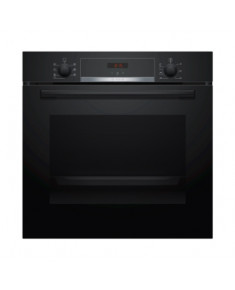 BOSCH Oven HBA533BB0S 60 cm, A, EcoClean, Black