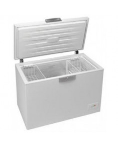 Freezer BOX BEKO HSA24520 230L 86cm A+ White