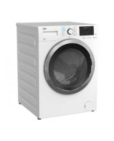 BEKO Washing machine - Dryer HTE 7736 XC0 7kg - 4kg, 1400rpm, Energy class D (old A), Depth 50 cm, Inverter Motor, HomeWhiz, Steam Cure
