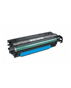 Alternative Toner for Color Laserjet CP3525 cyan (OEM code CE251A) 7.000 pages