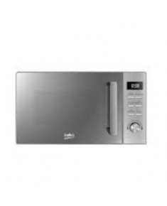BEKO Microwave MGF20210X, 800W, 20L, Grill power 1000W, Inox/Black color