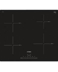 BOSCH Hob PUE611FB1E 60 cm INDUCTION Electric Black