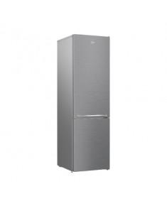 BEKO Refrigirator RCNA406I30ZXB A++, 201 cm, Neo Frost, Internal LED screen, Inox color