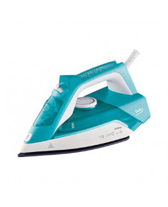 BEKO Steam Iron SIM3122T 2200W, Continuous steam 25g/min, Steam boost 110g/min, Automatic shutdown after 8 minutes, white/green color