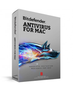 Bitdefender Antivirus  for Mac 2Y 3U