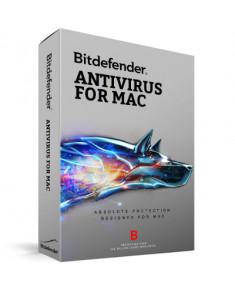 Bitdefender Antivirus for Mac 3Y 3U
