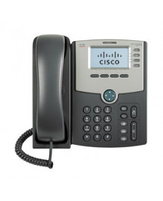 4 Line IP Phone with Display, PoE and Gigabit PC Port