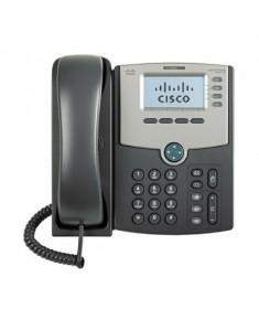 4 Line IP Phone with Display, PoE and Gigabit PC Port