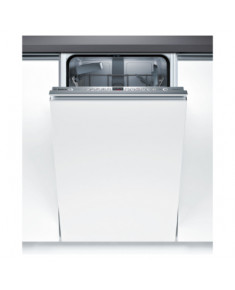 BOSCH Built-In Dishwasher SPE45IX02E 45 cm, A+, SilencePlus, 5 programs, Led spot