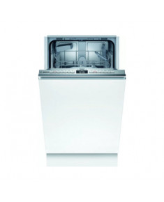 BOSCH Built-In Dishwasher SPV4HKX45E, Energy class F (old A+), 45 cm, EcoSilence, Wi-Fi, 5 programs, Led Spot